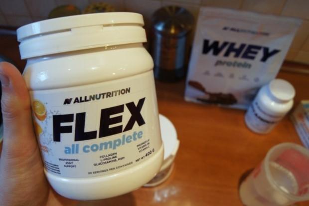 Allnutrition Flex opinie