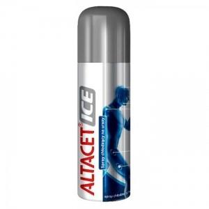 Spray na ból kości Altacet Ice - opinie dlaczego nie warto go kupować