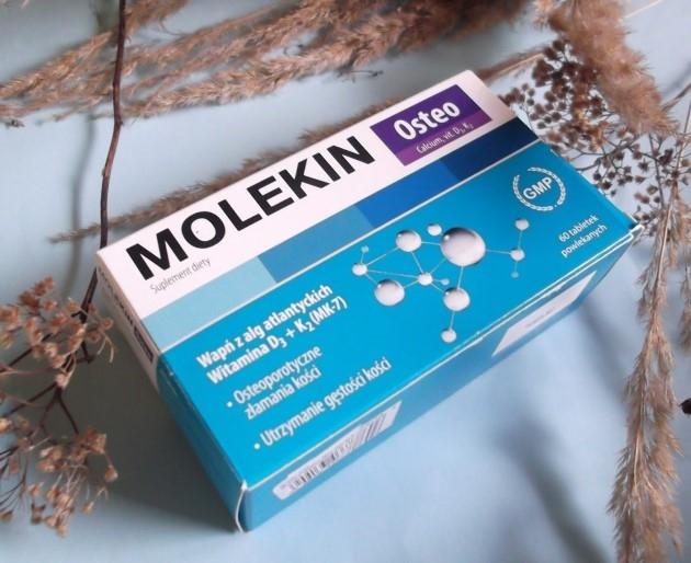 Molekin Osteo opinie