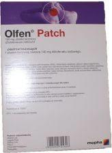 Olfen Patch - opinie o plastrach, które są słabe