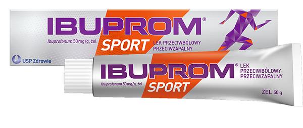 ibuprom sport opinie