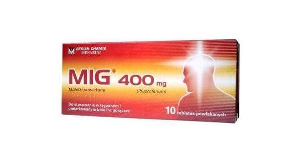 Tabletki Mig i moja opinia po stosowaniu