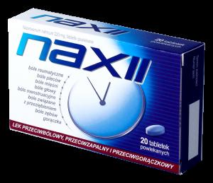 Tabletki Naxii - opinie i negatywna recenzja