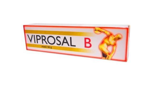 Recenzja po stosowaniu Viprosal B